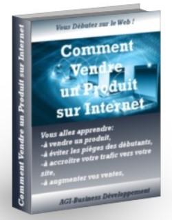 vendre un produit sur internet