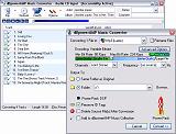 Convertisseur de musique dBpowerAMP (dMC) pour mettre du son sur votre site web