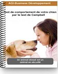 Dresser votre chien - test de campbell