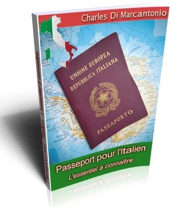 Passeport pour l'Italien