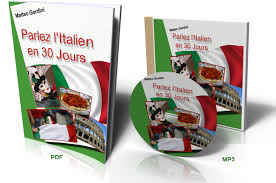 PARLER ITALIEN EN 30 JOURS-ebook - CD mp3