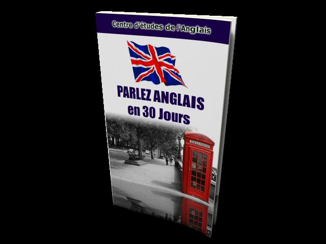 Livre - Parler anglais en 30 jours