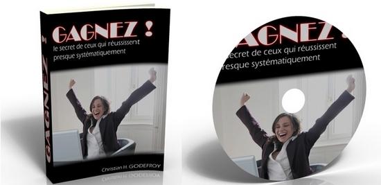 """le livre """"Gagnez"""" , version audio du livre """"Gagnez"""""""