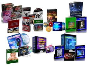 pack ,livres numériques, logiciel ,droits de revente maitre