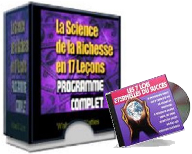 pack la science de la richesse en 17 le�ons